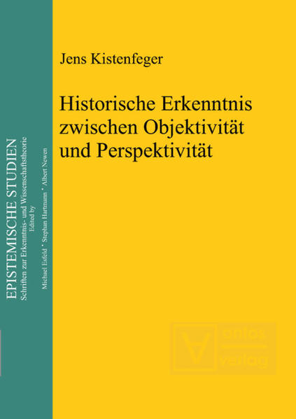 Historische Erkenntnis zwischen Objektivität und Perspektivität - Coverbild