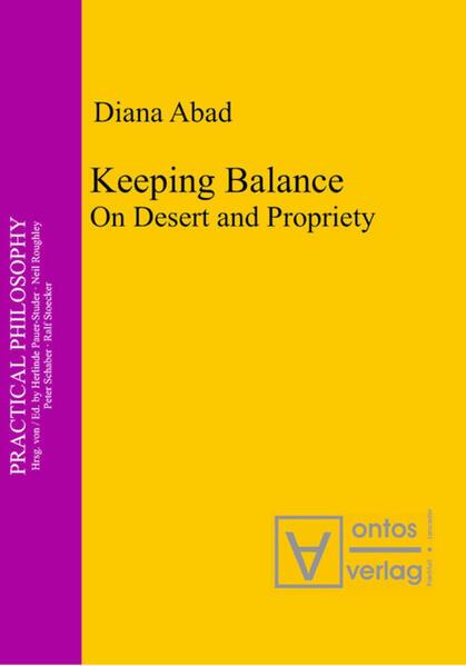 Keeping Balance - Coverbild
