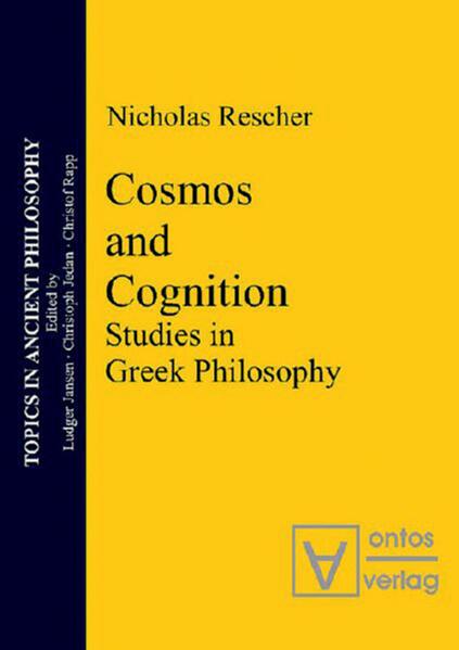 Cosmos and Logos - Coverbild