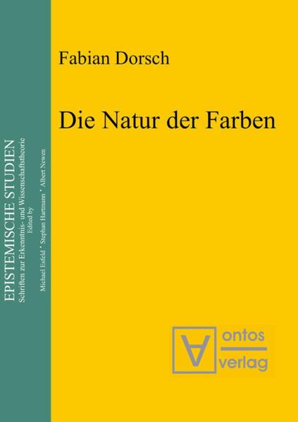 Die Natur der Farben - Coverbild