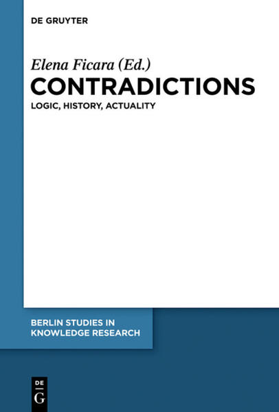 Contradictions - Coverbild