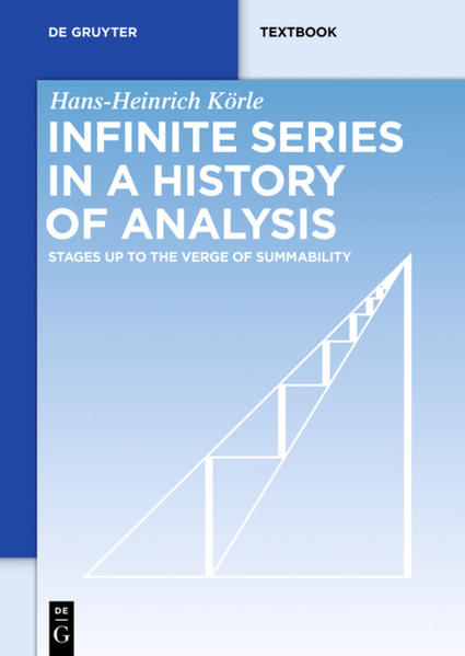 Infinite Series in a History of Analysis - Coverbild
