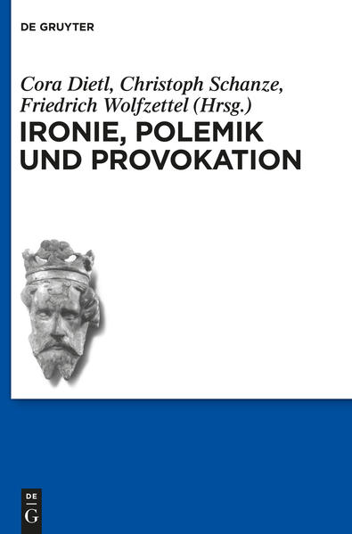 Ironie, Polemik und Provokation - Coverbild