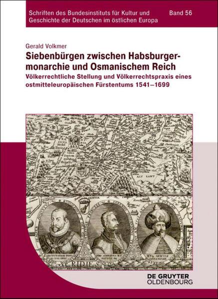 Siebenbürgen zwischen Habsburgermonarchie und Osmanischem Reich - Coverbild