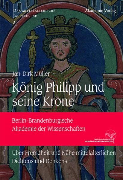 König Philipp und seine Krone - Coverbild