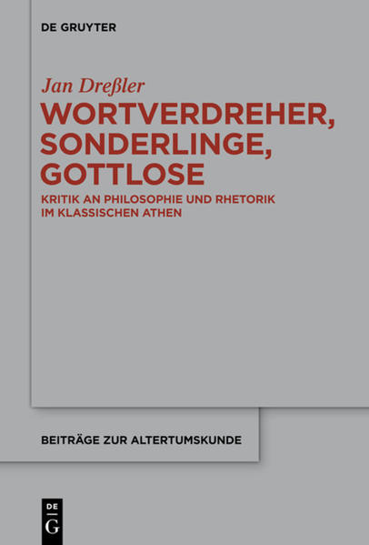 Wortverdreher, Sonderlinge, Gottlose - Coverbild