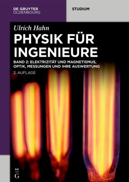 Ulrich Hahn: Physik für Ingenieure / Mechanik, Thermodynamik, Schwingungen und Wellen - Coverbild