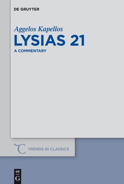 Lysias 21 - Coverbild
