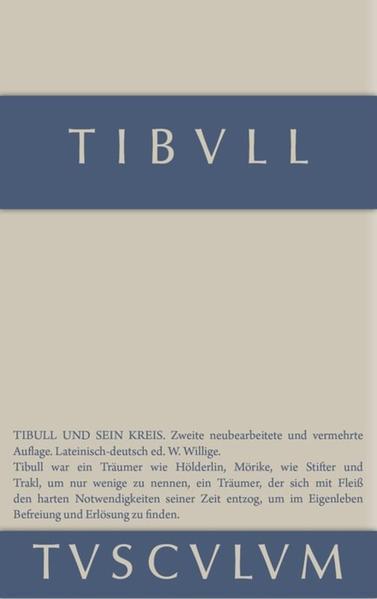 Tibull und sein Kreis - Coverbild