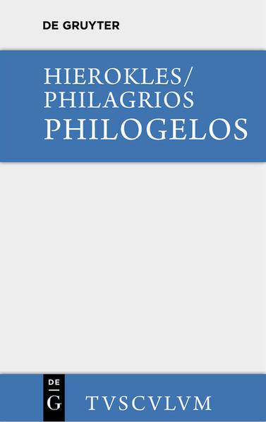 Philogelos, der Lachfreund - Coverbild