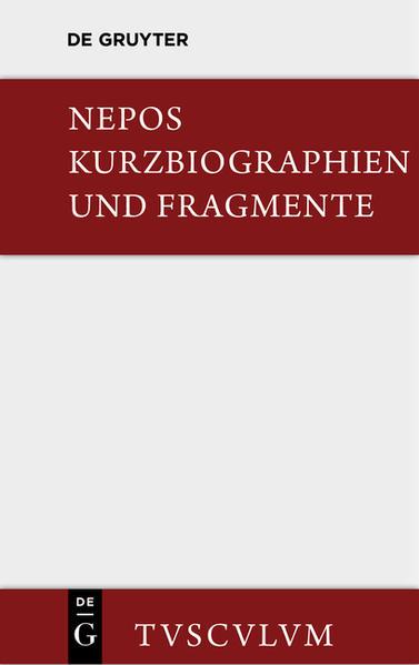Kurzbiographien und Fragmente - Coverbild