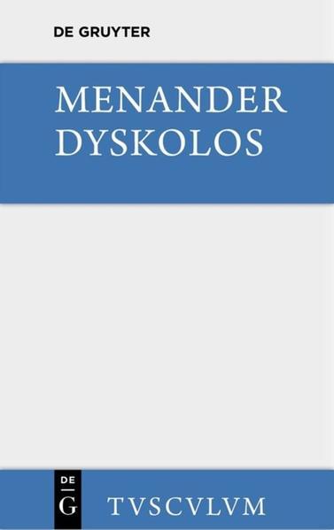 Dyskolos - Coverbild
