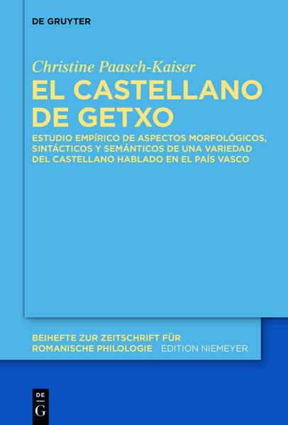 El castellano de Getxo - Coverbild
