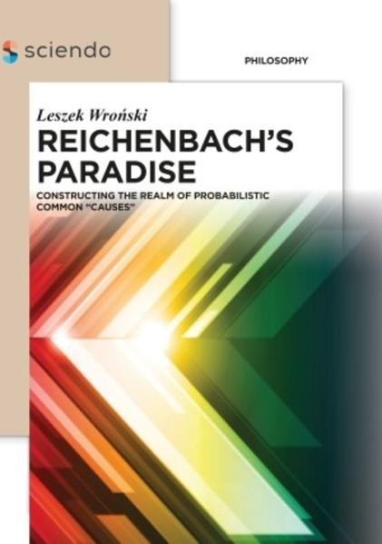 Reichenbach's Paradise - Coverbild