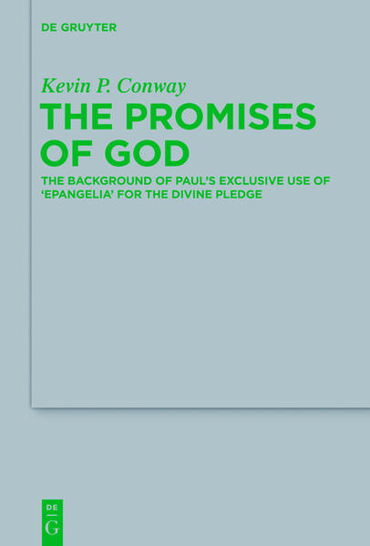 The Promises of God - Coverbild