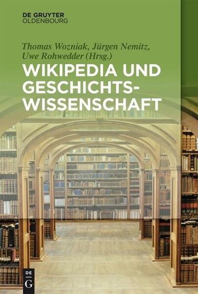 Wikipedia und Geschichtswissenschaft - Coverbild