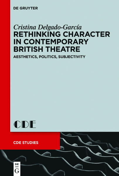 Rethinking Character in Contemporary British Theatre - Coverbild