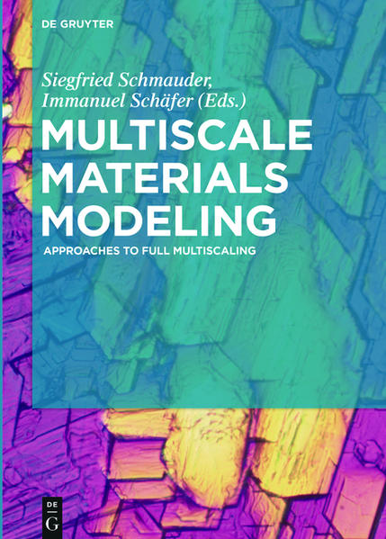 Multiscale Materials Modeling - Coverbild