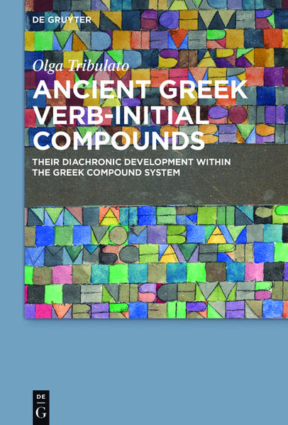 Ancient Greek Verb-Initial Compounds - Coverbild