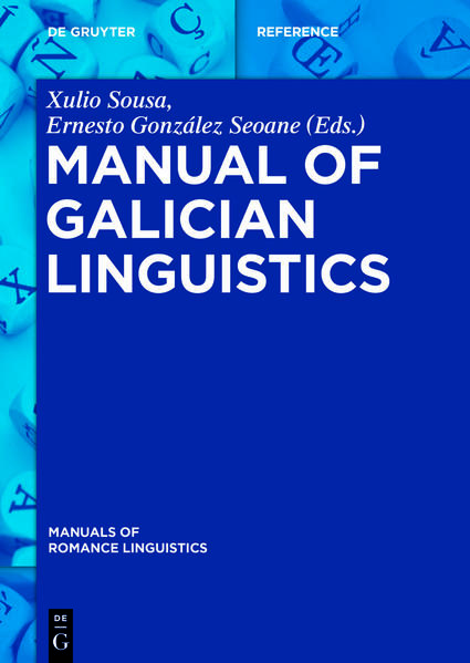 Manual of Galician Linguistics - Coverbild