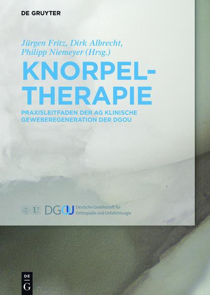 Knorpeltherapie - Coverbild