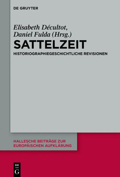 Sattelzeit - Coverbild
