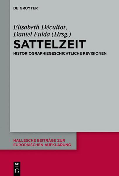 Sattelzeit - Coverbild