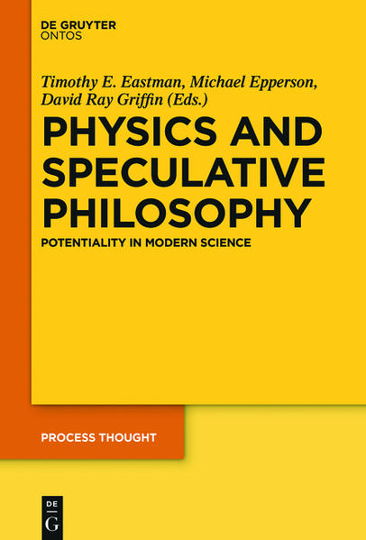 Physics and Speculative Philosophy - Coverbild