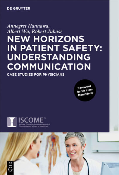 New Horizons in Patient Safety: Understanding Communication - Coverbild