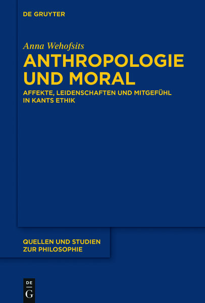 Anthropologie und Moral - Coverbild