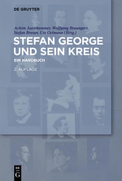 Stefan George und sein Kreis - Coverbild