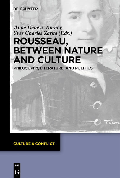 Rousseau Between Nature and Culture - Coverbild