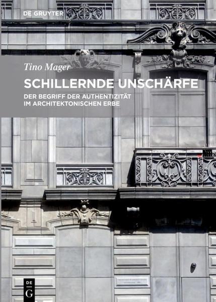 Schillernde Unschärfe - Coverbild