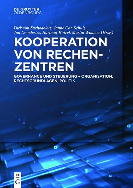 Kooperation von Rechenzentren - Coverbild
