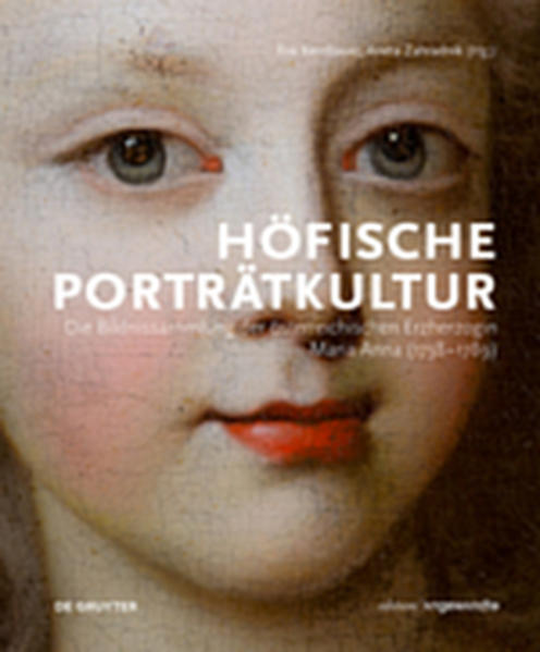 Höfische Porträtkultur - Coverbild