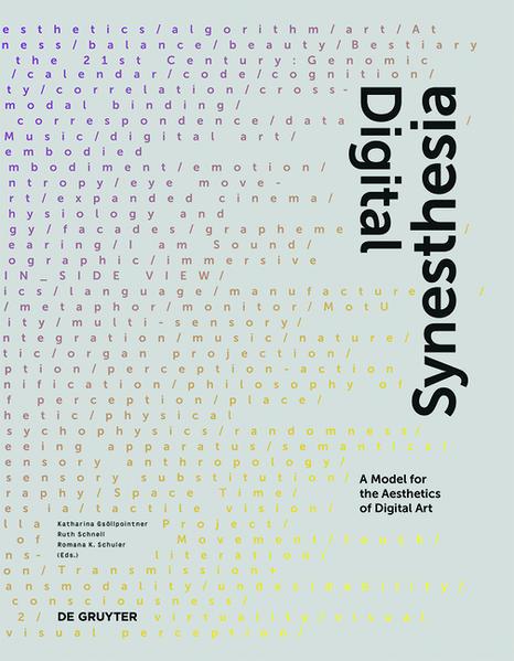 Digital Synesthesia - Coverbild