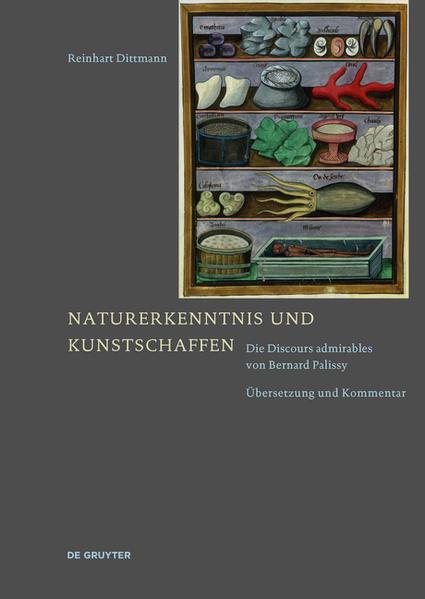 Naturerkenntnis und Kunstschaffen - Coverbild