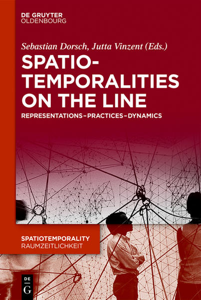 SpatioTemporalities on the line - Coverbild