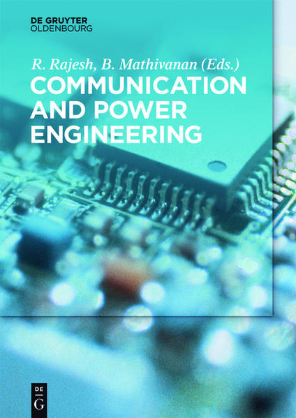 Communication and Power Engineering - Coverbild