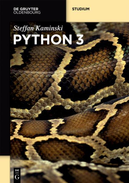 Python 3 - Coverbild