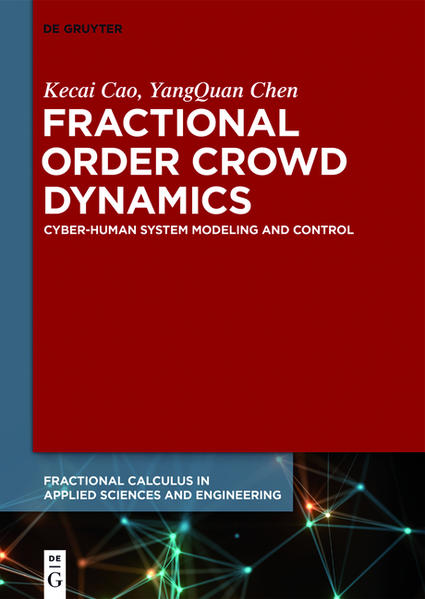 Fractional Order Crowd Dynamics - Coverbild