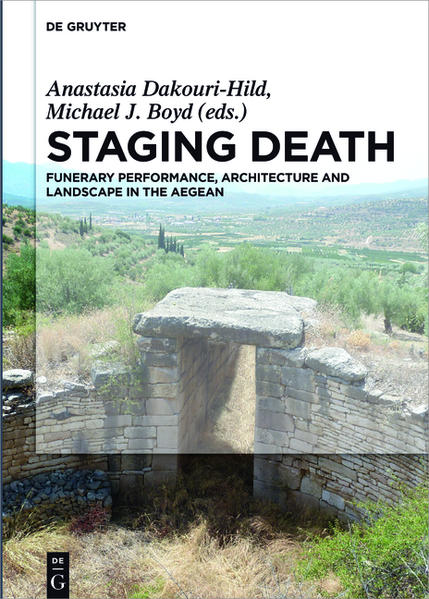 Staging Death - Coverbild