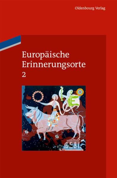 Europäische Erinnerungsorte 2 - Coverbild