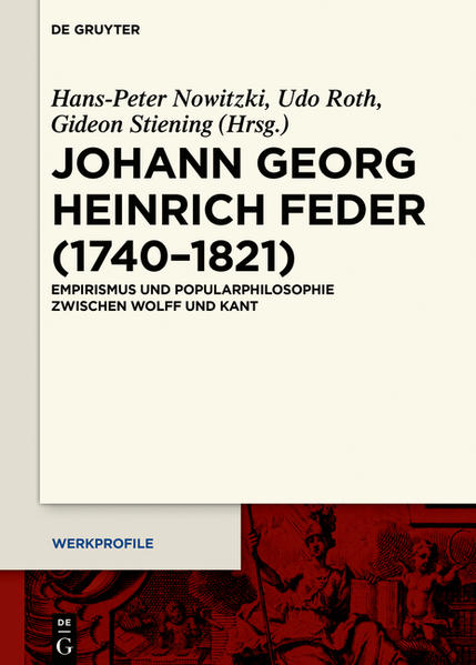 Johann Georg Heinrich Feder (1740–1821) - Coverbild