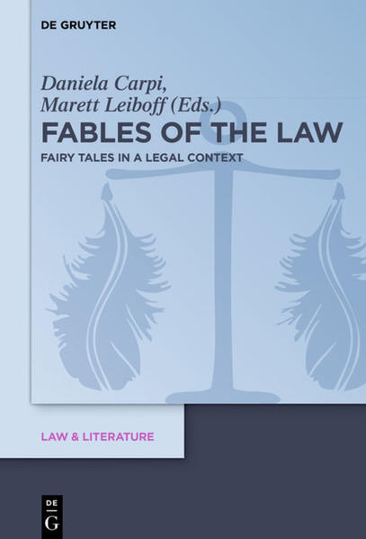Fables of the Law - Coverbild