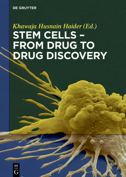 Stem Cells - From Drug to Drug Discovery - Coverbild