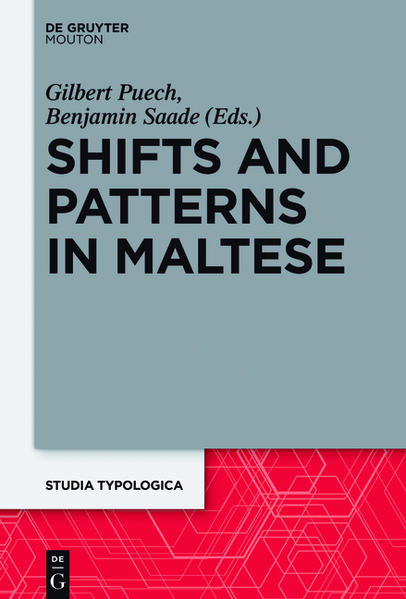 Shifts and Patterns in Maltese - Coverbild