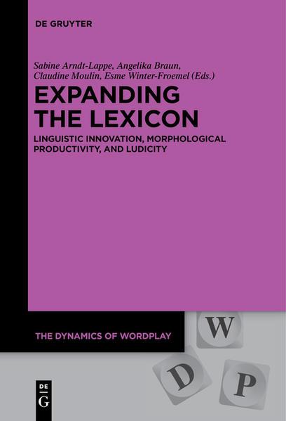 Expanding the Lexicon - Coverbild
