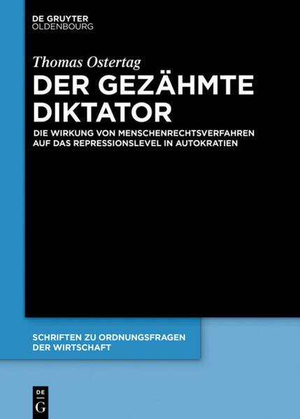 Der gezähmte Diktator - Coverbild
