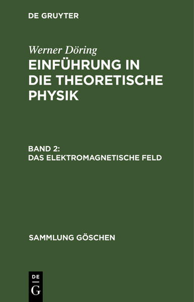 Das elektromagnetische Feld - Coverbild